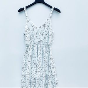 Mello Day Polka Dot  Dress